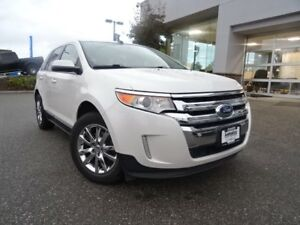 2012 Ford Edge SEL *ONE OWNER * LOCAL BC SUV * DEALER INSPECT...