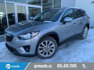 2015 Mazda CX-5 GT NAVIGATION LEATHER SUNROOF FREE UNLIMITED MIL