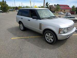 2003 Land Rover Range Rover SUV Fully Loaded With Navigation