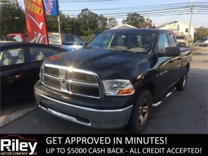 2011 Ram 1500 ST STARTING AT $166.51 BI-WEEKLY