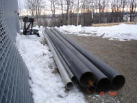 """Pipe -  3"""" Schedule 40 Stainless"""