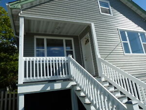 Centrally Located 2 Bdrm Minutes to MUN & Downtown.