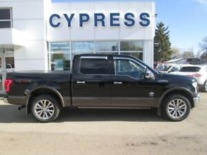 2016 Ford F-150 F150 King Ranch, Power Pedals, Heated Steering,