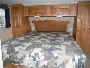 2007 Jayco Jay Flight 27.5BHS Ultra Lite 5th Wheel with Bunkbeds Stratford Kitchener Area image 18