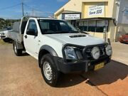 2008 Holden Rodeo RA MY08 DX (4x4) White 5 Speed Manual Cab Chassis Port Macquarie Port Macquarie City Preview