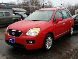 2011 Kia Rondo EX,,cert&etested,low kms!!!