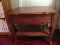 Antique Wooden Table from the 70's