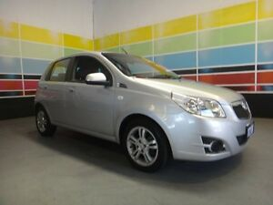 2010 Holden Barina TK MY11 Silver 5 Speed Manual Hatchback Wangara Wanneroo Area Preview