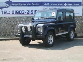 Land Rover Defender 90 2.5 TD5 XS COUNTY STATION WAGON[AC][HALF LEATHER] 2002/52