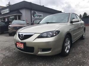 2008 Mazda Mazda3 G / CERTIFIED / DYNASTY AUTO