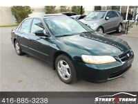 2000 Honda Accord Sdn EX -AS IS VEHICLE- LEATHER, SUNROOF, ETEST