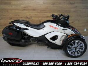 2014 Can-Am Spyder RS-S SE5 58.26$/SEMAINE