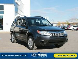 2012 Subaru Forester X Convenience A/C GR ELECT