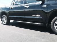 2014-2015 Toyota Tundra Crewmax Running Boards / Side Steps