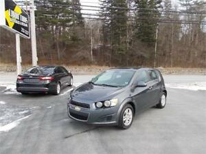 2013 Chevrolet Sonic LT LOADED