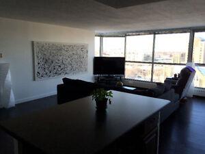 2 Bedroom - Downtown - Fully Furnished - Garage Spot - July 2017