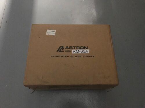 Astron RM-35A 35AMP Power Supply