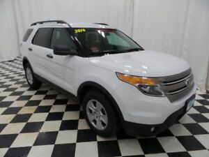 2014 Ford Explorer AWD - $12/Day - 7 Passenger - Power Seat, XM