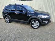 2012 Holden Captiva CG Series II MY12 7 AWD LX Black Semi Auto Wagon Parramatta Park Cairns City Preview