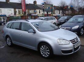 Volkswagen GOLF 2.0 TDI CR SE DSG 5dr, 2008 model, Auto diesel, Full MOT