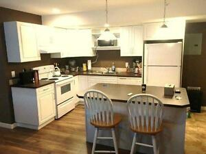 Bright Modern 2 Bdrm Basement Suite - Lake Country