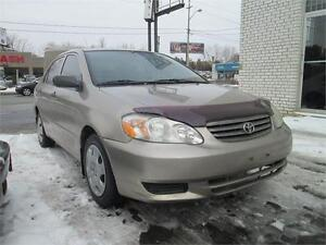 2004 Toyota Corolla. One Owner/ Low mileage.