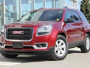 2016 GMC Acadia Certified | SLE2 Package | 7-Passenger | All-Whe