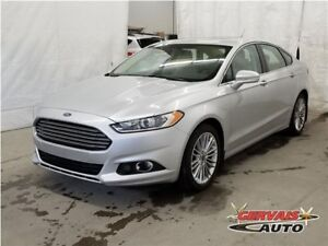 Ford Fusion SE Ecoboost Cuir Toit Ouvrant MAGS 2014