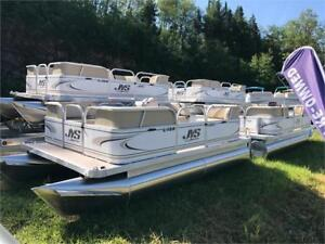 NEW 14Ft or 16 Ft Compact Pontoon with 4 Stroke Motor  NL
