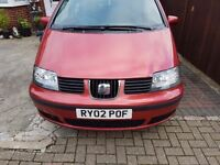 seat alhambra, good condition, quick sale