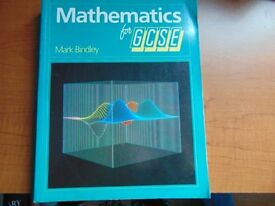 Mathematics for GCSE by Mark Bindley 1990