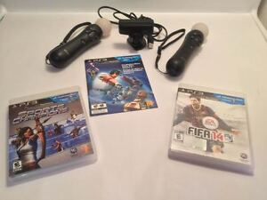 Ps3 ens move-camera-manette- FiFa14-Sport Champions-45$
