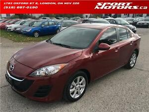 2011 Mazda3 *88,000 KMs* New Tires! Tinted Windows! A/C!