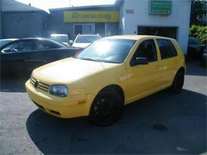2007 VOLKS GOLF CITY