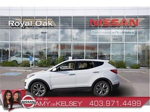 2013 Hyundai Santa Fe Limited **FULLY LOADED WITH DVD PLAYER**