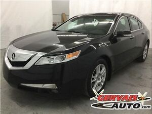 Acura TL Tech Navigation Cuir Toit Ouvrant MAGS 2011