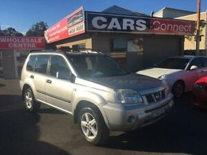 2007 Nissan X-Trail T30 MY06 ST (4x4) Silver 4 Speed Automatic Wagon Edgeworth Lake Macquarie Area Preview