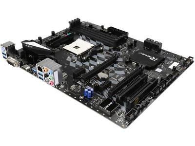 BIOSTAR B350GT5 AM4 AMD B350 SATA 6Gb/s USB 3.1 HDMI ATX Motherboards - AMD