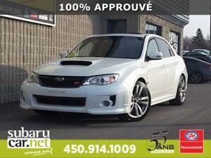 2014 Subaru WRX STI TSURUGI *122$/sem 0$ comptant
