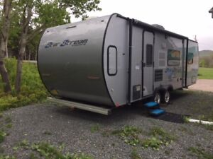 24ft Starstream travel trailer for sale in very good condition