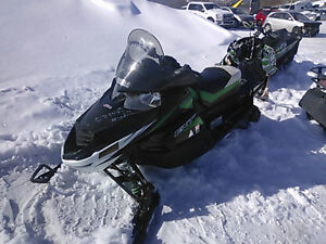 Arctic cat z1 ext lxr 2011 en piece