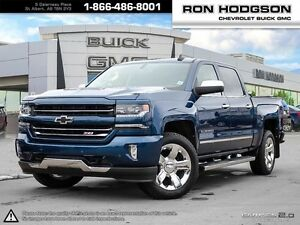2017 Chevrolet Silverado 1500 2LZ 4x4 Crew Cab 5.75 ft. box 143.