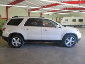2012 GMC Acadia SLT AWD Just In Must See Fully Loaded