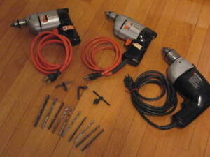 Black and Decker POWER TOOLS