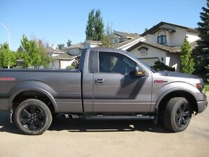 2014 Ford F-150 Brown Pickup Truck