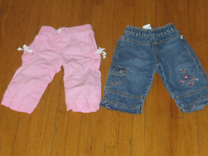 PLEASE MUM BABY 6-12M, JEANS BABY 6-9M