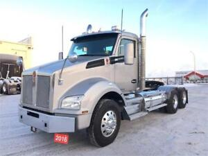 Kenworth 2016 T880 Day Cab