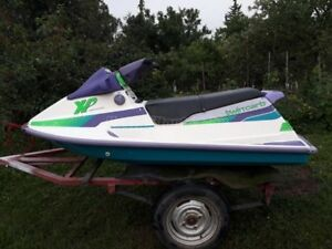 1992 sea doo xp, new battery and starter