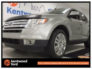 2008 Ford Edge Limited- NAV, sunroof, heated power leather seats