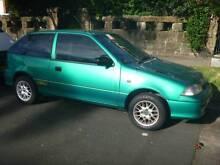 1997 Suzuki Swift Hatchback FOR SALE Woollahra Eastern Suburbs Preview